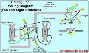 2wire Switch Wiring Diagram Ceiling Fan Light : ceiling fan wiring diagram light switch house electrical ~ A.2002-acura-tl-radio.info Haus und Dekorationen