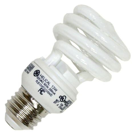 ge fluorescent light bulbs ge 72472 fle13ht2 6h d cd compact fluorescent daylight
