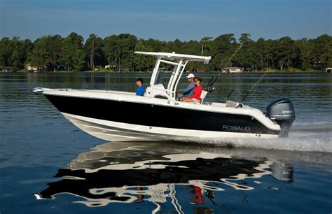 New Center Console Fishing Boats by New Robalo R242 Center Console Offshore Fishing Boat For