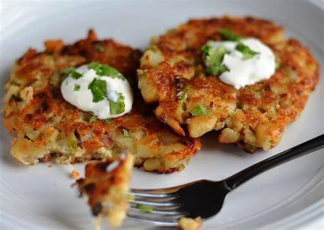 potato cheese pancakes