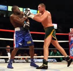 Tyson Fury wins WBC world heavyweight title eliminator ...