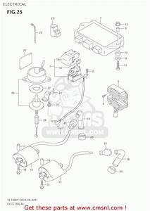 Suzuki Intruder 1500 Wiring Diagram