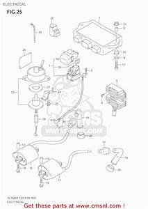 Suzuki Vl1500  B Intruder 1998
