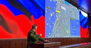 Russian Defense Ministry's Statement on Il-20 Downing ...