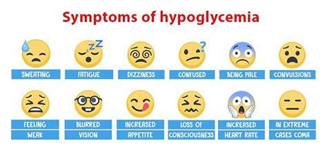 hypoglycemia  symptoms  treatments