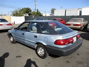 1990 Geo Prizm Used 1 6l I4 16v Manual No Reserve