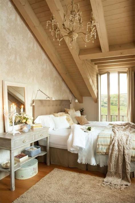 chambre d h el romantique décoration de la chambre romantique 55 idées shabby chic