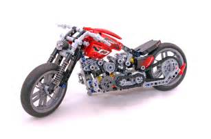 Motorbike  Lego Set #80511 (building Sets > Technic