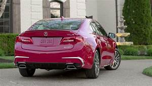 2018 Acura Tlx V6 With Advance Package