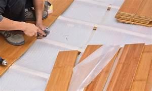 les differences entre les parquets en bois francs et With difference entre parquet flottant et stratifié