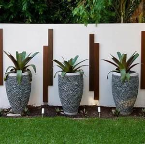 Déco Exterieur Jardin : d co mur ext rieur jardin 51 belles id es essayer o ~ Farleysfitness.com Idées de Décoration