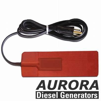 Diesel Generators Generator Heater Pad Oil