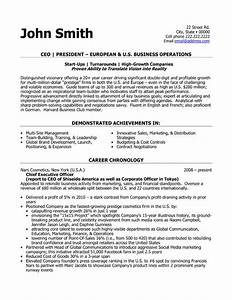 48 best images about best executive resume templates With ceo resume template