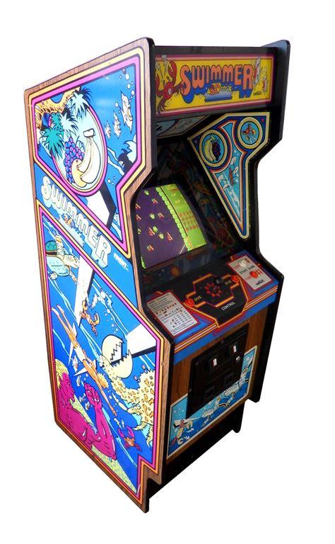 swimmer video arcade game  sale arcade specialties