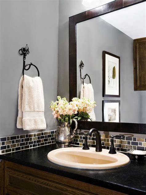 backsplash bathroom ideas 81 best bath backsplash ideas images on