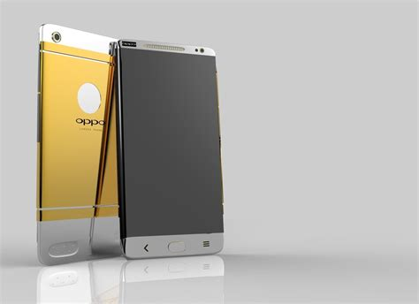 3D model oppo mobile phone   CGTrader