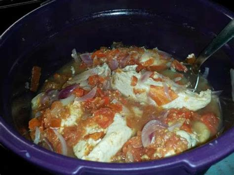 recette de cuisine weight watchers recettes de poulet basquaise de isabelle en cuisine ma