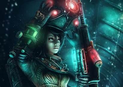 Bioshock Games Wallpapers Desktop Backgrounds