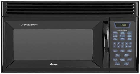 amana amvaab     range microwave oven