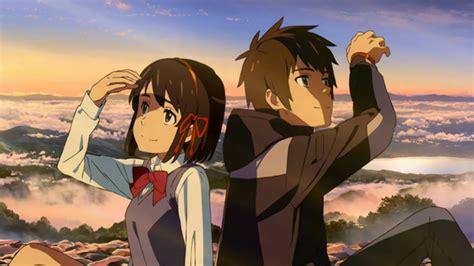 Review Kimi No Na Wa Kimi No Na Wa Your Name Review Anime Awesomeness