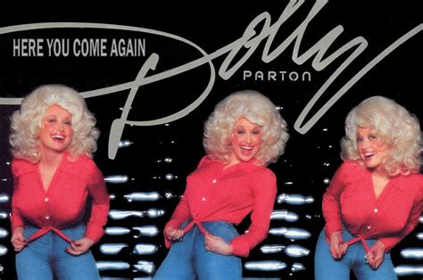 """""""here You Come Again""""  Dolly Partons Riesenerfolg"""