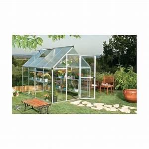 Serre De Jardin Polycarbonate : serre de jardin polycarbonate 6 25m2 dialstock ~ Dailycaller-alerts.com Idées de Décoration