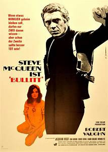 W. Scharl - Bullitt: Original Film Poster For The Award ...