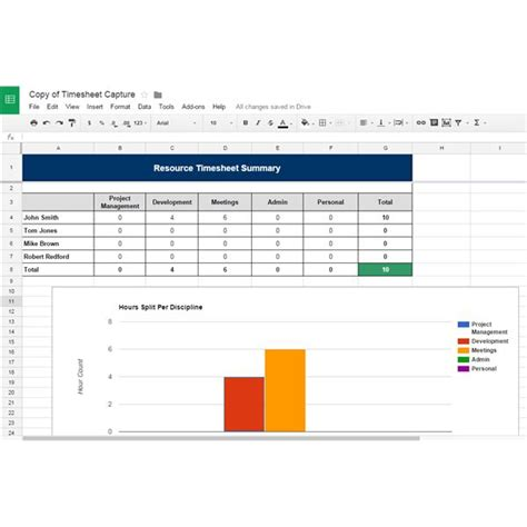 google sheets project management template shatterlioninfo