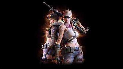 Blank Point Tactical Gun Warrior Fps Mmo