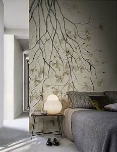 wallpaper ramage by walldeco design antonella guidi With markise balkon mit wall deco tapete
