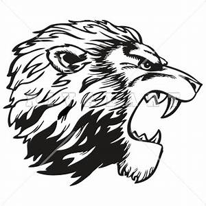 Picture Of Lion Head - ClipArt Best