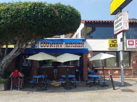Country Kitchen, Malibu  Restaurant Avis, Numéro De