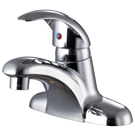 Single Handle Bathroom Faucets by Vantage Collection Single Handle 4 Centerset Lavatory