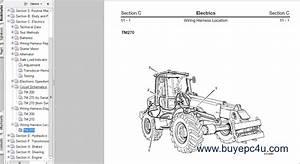 Jcb Telehandler Tm200 Tm270 Tm300 Tm310 Service Manual