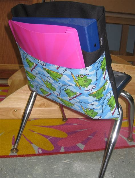 17 best ideas about student chair pockets on