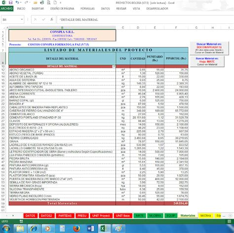 lista de precios materiales de construccion 2016 lista de precios materiales de construccion