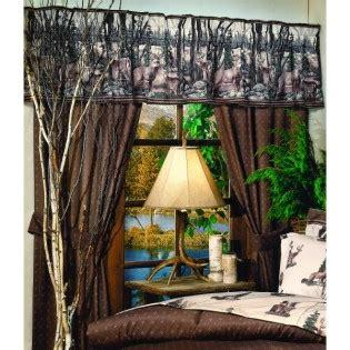 deer drapes deer curtains shop everything log homes