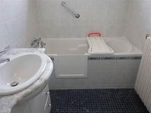Transformer Baignoire En Douche : transformer une baignoire en baignoire a porte bordeaux ~ Dallasstarsshop.com Idées de Décoration