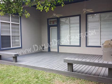 wood deck  composite deck    dallas