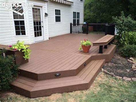 decks without railings design 12 best decks images on pinterest decks garden ideas and patio design