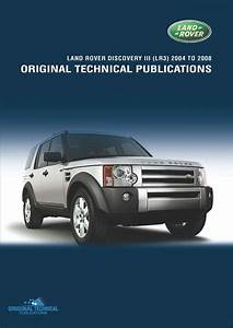 Land Rover Discovery Iii  Lr3   2005 - 2009 - Land Rover - Teknisk Information