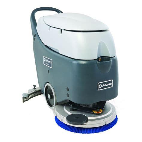 automatic floor scrubber machine advance floor scrubbers sc450 automatic