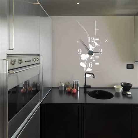 horloge pour cuisine davaus pendule deco pour cuisine avec des idées