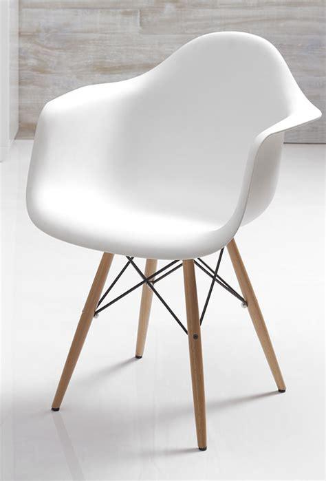 chaises blanche chaise ou blanche lozano 2 sofamobili