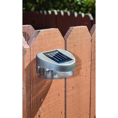 path lighting 3 on auction fence solar light was