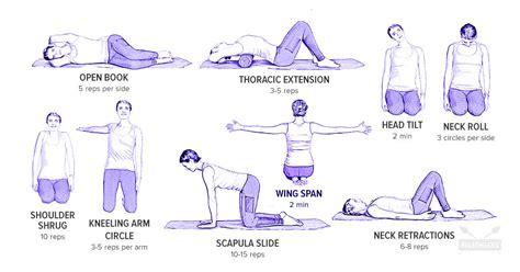 exercises  release neck  shoulder pain paleohacks