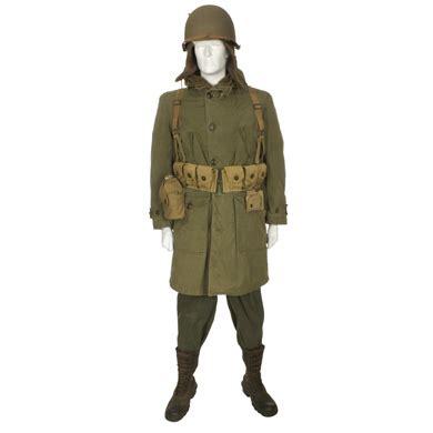 Winter Combat Uniform | Eastern Costume  A Motion Picture Wardrobe