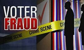 Image result for voter fraud;