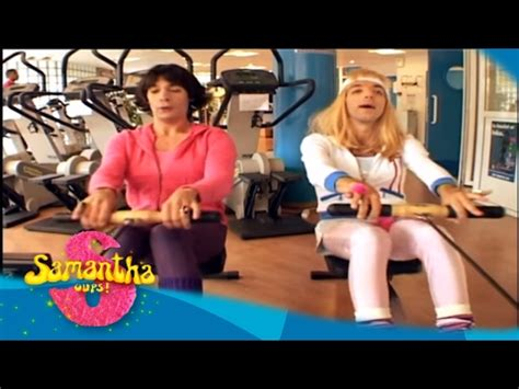Samantha Oups ! Samantha à La Gym Youtube