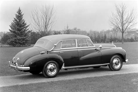 1954→1955 Mercedesbenz 300 B 'adenauer' Cabriolet D